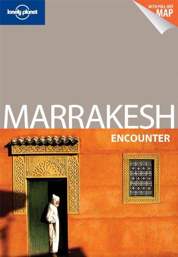 Marrakesh PopOut Map Handy pocket size pop up city map of Marrakesh PopOut Maps