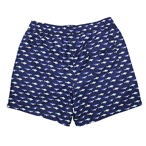 Grossa Estate Casuale Spiaggia Stampare Tropico Neeky Costume Blu Piscina Sciolto Uomo Sportivi Calzoncini Shorts Maschile Pantaloncini Taglia qwI0Ef