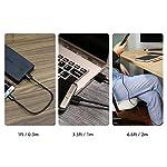 AUKEY-Cavo-Micro-USB-6-Pezzi-3m–1-2m–1-1m–2-03m–2-Cavi-USB-20-Trasferimento-di-Dati-e-Ricarica-per-Huawei-P9-Lite-P10-Lite-Samsung-Galaxy-S7-S7-Edge-S6-ed-Altri-Nero
