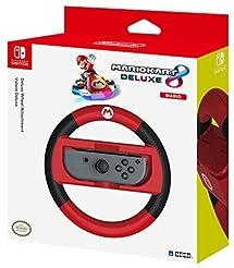 Amazon.com: HORI Nintendo Switch Mario Kart 8 Deluxe Wheel