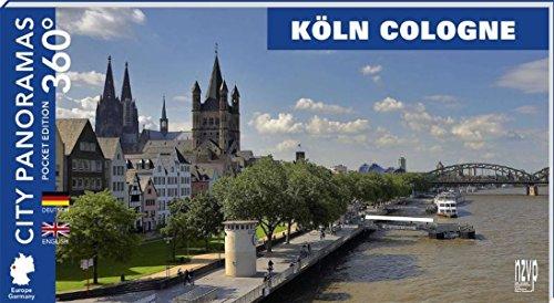 Koln Cologne (City Panoramas 360) (German and English Edition) by Helga Neubauer