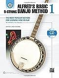 Alfred's Basic 5-String Banjo Method, Dan Fox and Dick Weissman, 0739086162