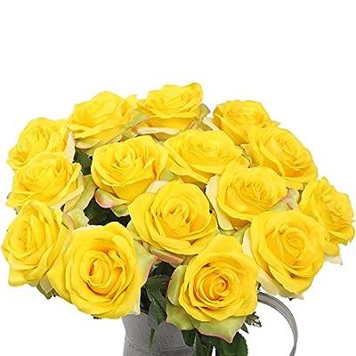 AmyHomie Artificial flowers, Garden Decorative Flower, suitable for Courtship/Party/Festival/Atmosphere decoration, create a surprise for Lover