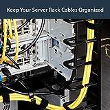 StarTech.com Vertical 0U Server Rack Cable