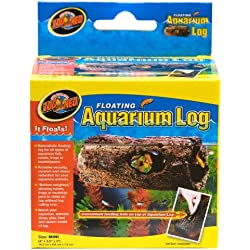 Zoo Med Floating Aquarium Log, Mini