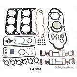 EngineTech C4.3C-1 - 1996-06 CHEVY 4.3 V6 Rebuilders Gasket Set