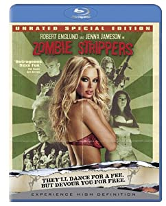 Cover Image for 'Zombie Strippers'