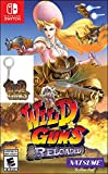 Wild Guns Reloaded with Limited Edition Keychain for Nintendo Switch