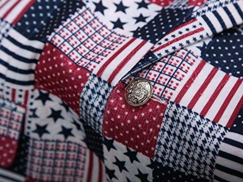 Jacket Costume Blazer De Homme Blouson Dessin Veste Tp5 wAqRXwx