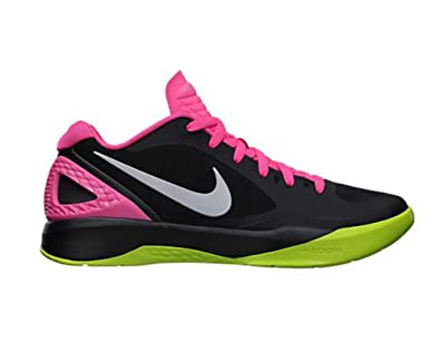 NIKE Women's Volley Zoom Hyperspike Volleyball Shoes (13 B(M) US, Anthracite