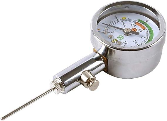 Leezo - Medidor de presión de aire para pelotas de voleibol y ...