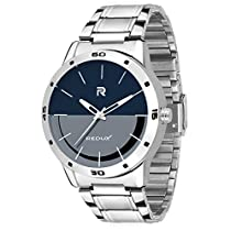 Redux Rock Analogue Blue-Grey Dial Men's Watch - RWS0