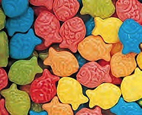 Smarty Stop Aquarium Fish Hard Candy (2 LB)