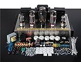 Nobsound Stereo EL34 Vacuum Tube Amplifier HiFi Single-ended Power Amp DIY KIT Nobsound