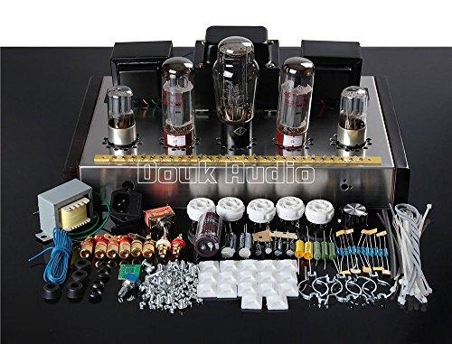 Tube Amplifier Kits - Nobsound Stereo EL34 Vacuum Tube Amplifier HiFi Single-ended Power Amp DIY KIT