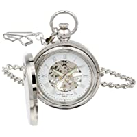 Charles Hubert 3850 cuadro mecánico reloj de bolsillo