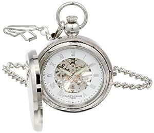 Amazon.com: Charles Hubert 3850 Mechanical Picture Frame Pocket Watch: Charles-Hubert Paris: Watches