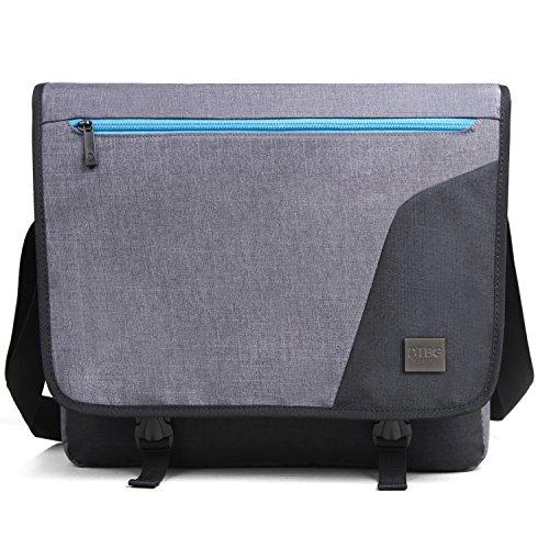DTBG Laptop Messenger Bag 156 Inch Nylon School Shoulder Portable Briefcase Case For Notebook Computer Tablet MacBook