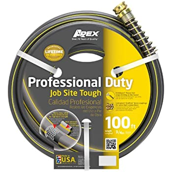 Apex 988VR-100 Contractor Work Site Tough 3/4-Inch-by-100-Foot Hose