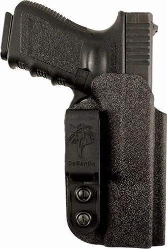 Desantis Slim-Tuk Inside Fits Glock 43 Ambidextrous Kydex Pants Holster