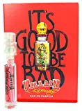 'It's Good To Be Bad Villain' by Ed Hardy Perfume for Women Eau