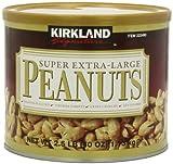 Kirkland Signature Super XL VA Peanuts, 40 Ounce