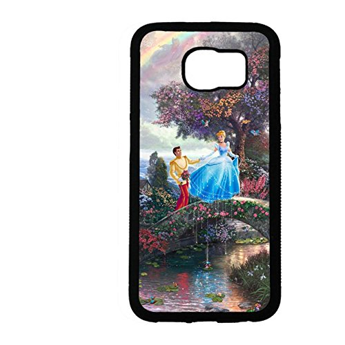 Fairy Tale Beauty And The Beast Phone Case New Arrival Phone Cover for Samsung Galaxy S6