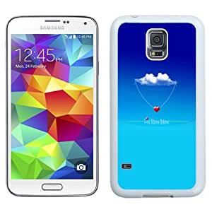 Fashionable Custom Designed Samsung Galaxy S5 I9600 G900a G900v G900p G900t G900w Phone Case With Love Means Balance_White Phone Case