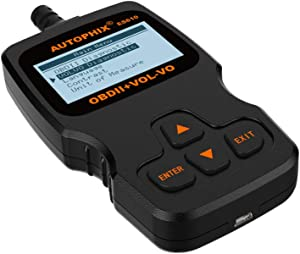 The Volvo code reader Autophix ES610 can support most Asian, European, and US vehicles
