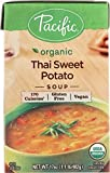 PACIFIC NATURAL: Foods Organic Thai Sweet Potato Soup, 17 oz