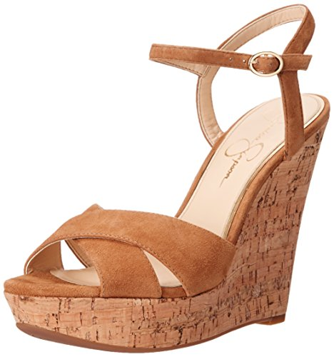 Honey Jessica Sandal Wedge Isadoraa Simpson Brown Women's n6Fq6xPRXw