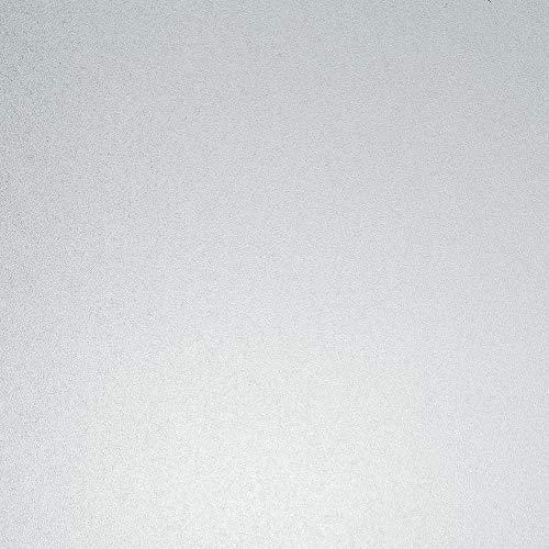 d-c-fix 346-0211 Self-Adhesive Privacy Glass Window Film, Milky, 17