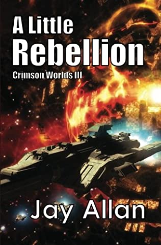 book cover of A Little Rebellion