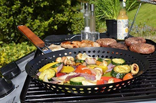Neat Ideas - The Ultimate Barbacoa Pan - Cook Cuanta More Than Meat: Amazon.es: Jardín