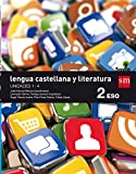 img - for Lengua castellana y literatura. 2 ESO. Savia. Trimestres book / textbook / text book