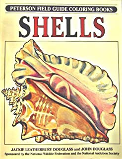 A Field Guide To Shells Coloring Book Peterson Books