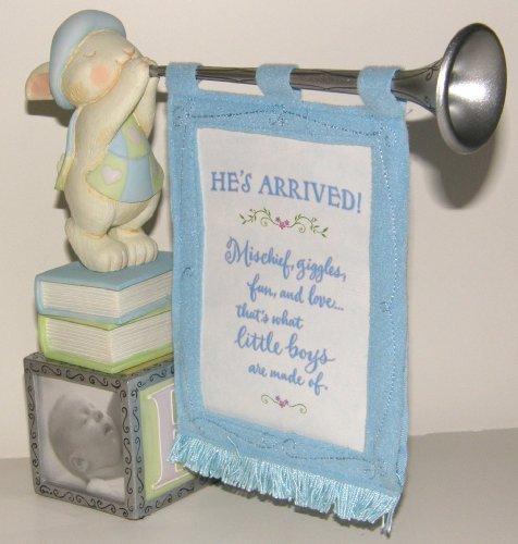 Hallmark Baby Boy's Keepsake Photo Cube [並行輸入品]   B077Z38VPZ