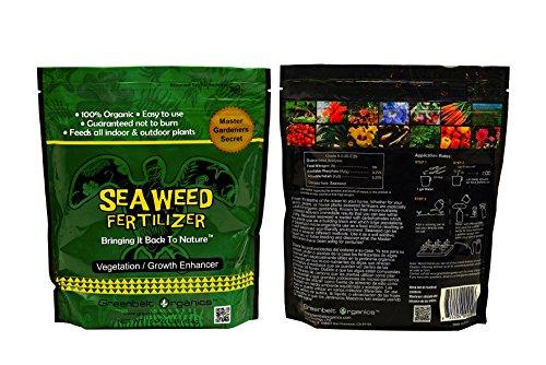 Seaweed Plant Food (5-.25-.25) Powderized