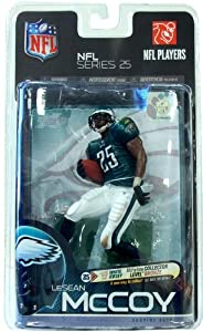 Mcfarlane NFL Series 25 Figure Lesean Mccoy Philadelphia Eagles