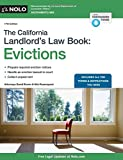 img - for California Landlord's Law Book, The: Evictions (California Landlord's Law Book Vol 2 : Evictions) book / textbook / text book