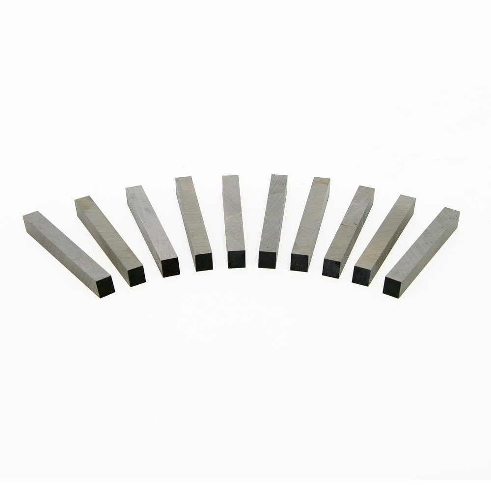 Tool Bits, 5/16'' M2 HSS, 10 Pieces