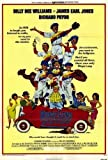 The Bingo Long Traveling All-Stars and Motor Kings POSTER Movie (27 x 40 Inches - 69cm x 102cm) (1976) by Decorative Wall Poster