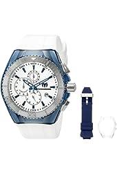 Technomarine Men's 'Cruise Original' Quartz Stainless Steel Casual Watch (Model: TM-115052)