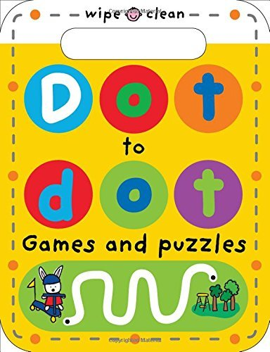 Dot Games Puzzles Roger Priddy