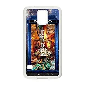 Custom Colorful Case for SamSung Galaxy S5 I9600, Doctor Who Cover Case - HL-540115 hjbrhga1544