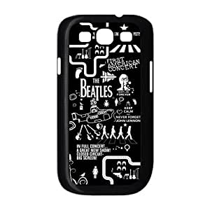 Fashion The Beatles Hard Shell Snap-on Slim Cover Case for Samsung Galaxy S3 i9300