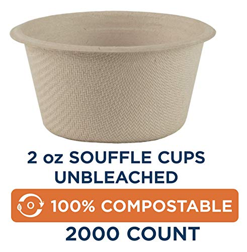 souffle cups 2 ounce - 5