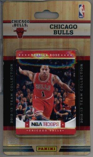 Joakim Noah Card (2012-13 Panini NBA Hoops Chicago Bulls Team Set (9 Cards) Derrick Rose, Joakim Noah, Luol Deng,Hamilton, Boozer,Brewer,Gibson, Thibodeau & Jimmy Butler RC!)