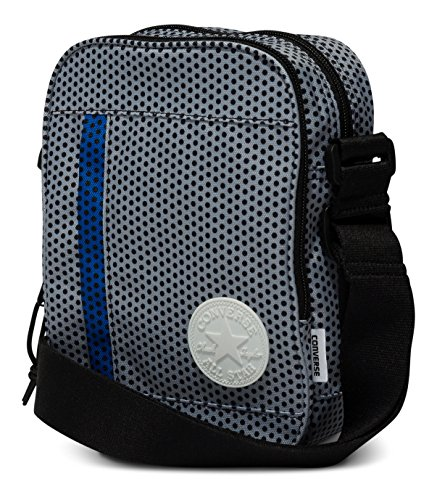 Cross Body Converse Dot Hombre Bag Gris Polka Grey Core awapIxXq