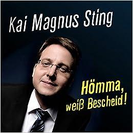 Hömma, weiß Bescheid [Audiobook] [Audio CD] Kai Magnus Sting